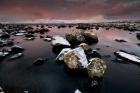 Winter, Shetland Islands