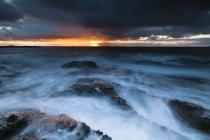 Nesting Bay, Shetland Isles