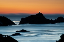 Midsummer night Muckle Flugga