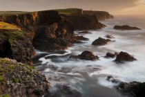 Eshaness lighthouse, Shetland Isles