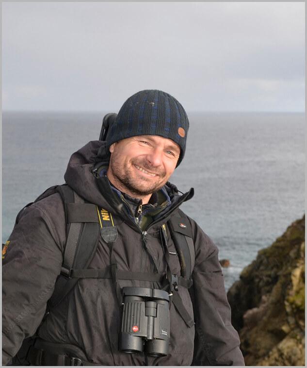 Richard Shucksmith, photographer, ecologists, ecological photographer
